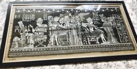 Large Egyptian Painting
