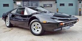 1982 Ferrari 308 2.9 GTSi LHD Low Miles Pure Example Future Classic!