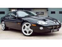 2002 Jaguar XKR Coupe 4.0 Supercharged Black - Great Example
