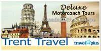 Trent Travel Deluxe Motorcoach Tours - Spring & Summer 2015