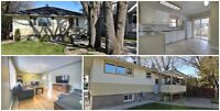 Affordable fully finished bungalow RED DEER