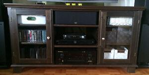 Meuble télé et bibliothèque Markor de Ikea