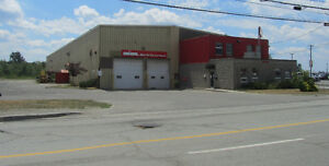 Insulated and heated Warehouse / Industrial building for rent