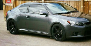 2013 Scion tC Charcoal grey Coupe (2 door)