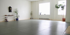 Large Studio For Rent At Healing Arts Centre