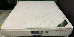 Excellent Pocket Spring Latex Pillow Top King size mattress for sale
