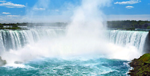 Trips to Niagara Falls - Upto 6 people - Amazing Rates