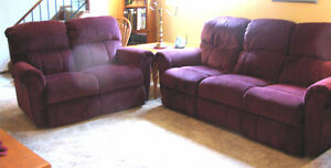 La-Z-Boy Sofa and Loveseat - New