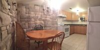 GORGEOUS CUSTOM STONEWORK 2 BEDROOM BASEMENT FOR RENT - BRAMPTON