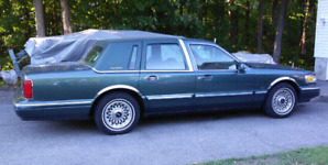 Classic Lincoln 1995 Towncar
