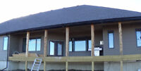 **Exterior Renovations-Weyburn, Regina and surrounding areas**
