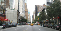 US Thanksgiving Weekend in New York City bus tour from Truro