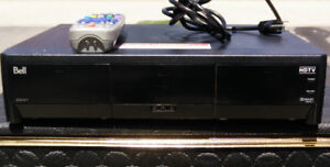 Bell 9241 HD PVR Satellite Receiver and two 6131 receiver
