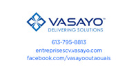Work from home and on your own terms with Vasayo!