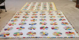 Handmade Quilts 50+ Years Old Never Used