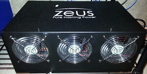 Lightning X6 as a 40-42 MHS Scrypt ASIC