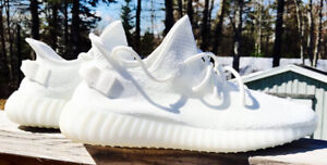 DS Yeezy Cream Size 13 New In Box