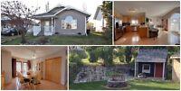 Lacombe family home with many upgrades to enjoy!
