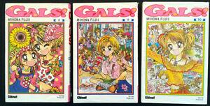 3 Manga GALS tomes 8-9-10