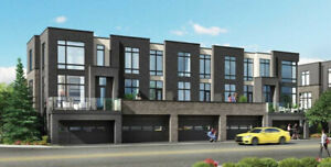 New Freehold Townhouse in Vaughan for Sale
