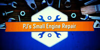 Does your yard maintenance equipment need a repair or a service?