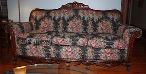 Antique Sofa and two Chairs Cambridge Kitchener Area image 3