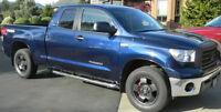 Blue Toyota  Tacoma 2008. Looking for my dad's truck