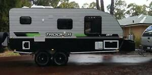 2014 Lotus Trooper Off Road Caravans URGENT SALE Bedfordale Armadale Area Preview
