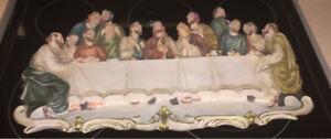 Last supper 12  apostles