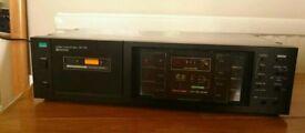 Sansui D-77F cassette deck