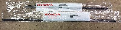 Genuine OEM Honda Accord 2dr 4dr Wiper Insert Pair Front 2013 - 2017 Inserts Set