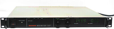 Sorensen Dcs80-13e Dc Power Supply 0-150v 0-7a 1kw