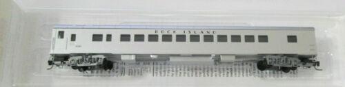 Z Scale MTL 552 00 090 Rock Island Passenger Coach Car #330 NIB