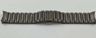 PORSCHE DESIGN DESHBOARD TITAN ARMBAND 6612 SCHÖNER ZUSTAND RAR 22MM PVD