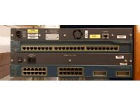 Cisco Catalyst 3550 and 2950 Series