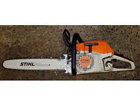 "Stihl MS261 C-M Professional series Chainsaw as new. 18"" Bar."