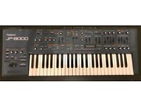 Roland JP-8000 Virtual Analogue Synth (synthesizer, synthesiser)