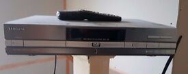 Samsung DVD Player (Full Size) WITH The Remote