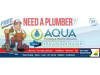 Emergency plumber installation Combi boiler fire cooker leaks 24/7