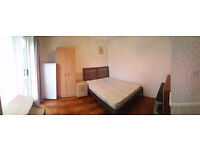 Double Double room with garden. Small pets allowed. Available now! White Hart Lane/Northumberland