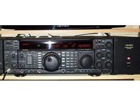 Yaesu FT1000MP Mk5 200w filtered and double boxed