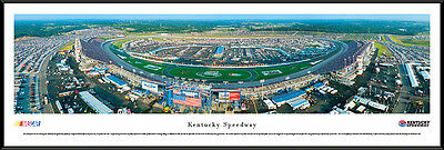 Speedway Nascar Picture - Kentucky Speedway Track Framed Nascar Poster Picture I