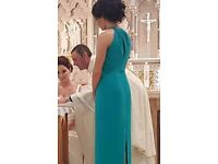 Bridesmaid dresses - Jade Green