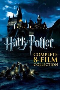 Looking for Harry Potter series DVD's