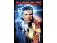 Secret Cinema Orion Ticket (Blae Runner)