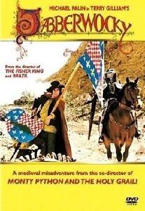 Jabberwocky (DVD, 2003) R4 BRAND NEW SEALED - FREE POST!