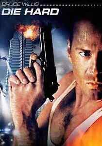 Die Hard 1-4 DVD Northgate Brisbane North East Preview