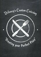 Catering Servers WANTED! (Delaney's Custom Catering)