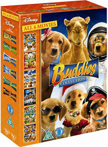 TREASURE BUDDIES - 1 2 3 4 5 6 Movie Collection *NEW DVD
