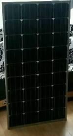 Solar panels 2X 120w